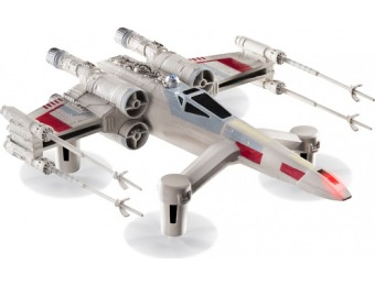 $180 off Propel RC T-65 X-Wing Starfighter Quadrocopter