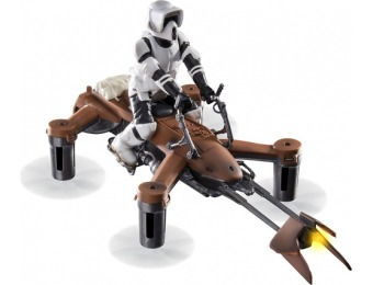 $180 off Propel 74-Z Speeder Bike Quadrocopter with Remote Control