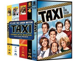 $82 off Taxi: The Complete Series (52 discs) DVD