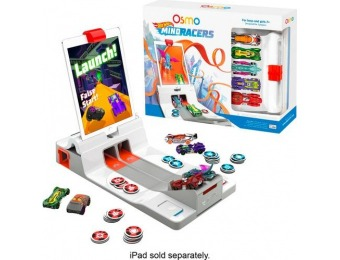 40% off Osmo Hot Wheels MindRacers Kit