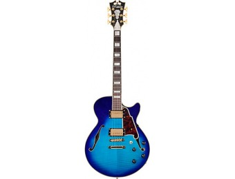$900 off D'angelico Excel Ss Semi-Hollow Electric Guitar