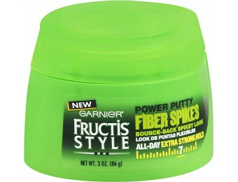 58% off Garnier Fructis Fiber Spike Power Putty