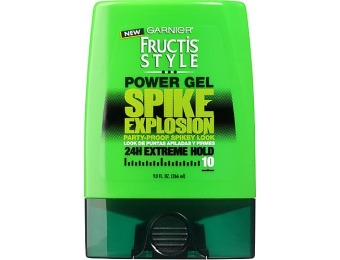 58% off Garnier Fructis Style Spike Explosion Power Gel