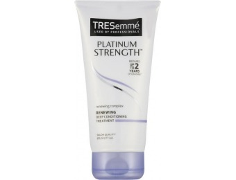 58% off TRESemme Platinum Strength Deep Conditioning Treatment