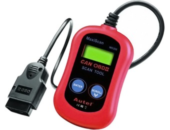 78% off Autel MaxiScan MS300 CAN-BUS OBDII Auto Scan Tool