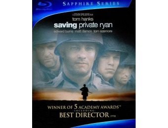 44% off Saving Private Ryan Sapphire Series [2 Discs] Blu-ray