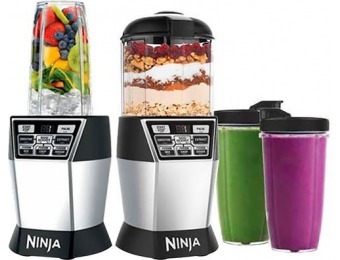 $80 off Nutri Ninja Nutri Bowl DUO With Auto-iQ Boost Blender