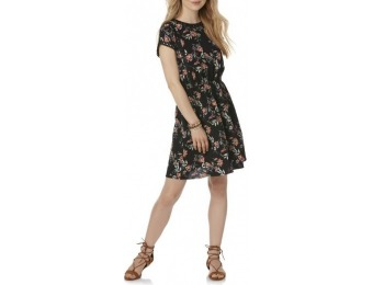 70% off Cloud & Sky Juniors A-Line Dress - Floral