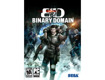 $12 off Binary Domain PC Video Game Download