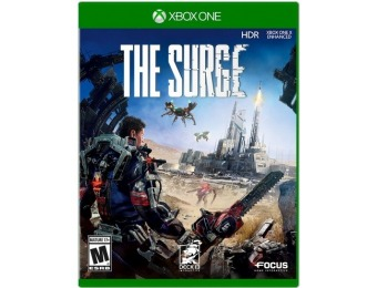 72% off The Surge - Xbox One