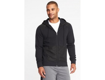 65% off Old Navy Men's Go-Warm Fusion Zip Hoodie