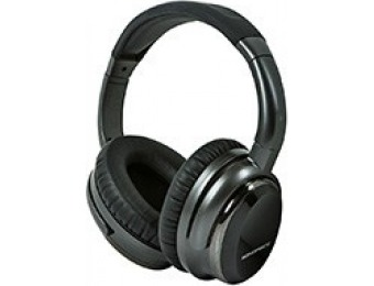 $74 off Noise Cancelling Headphones w/ Active Noise Reduction