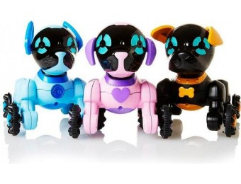 $15 off WowWee Chippies Robot Dog