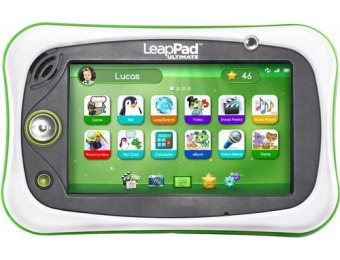 "$20 off LeapFrog LeapPad Ultimate 7"" Tablet 8GB"
