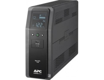 $35 off APC Back-UPS Pro 1100VA Battery Back-Up System
