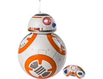 $137 off Star Wars BB-8 Interactive Remote Control Droid