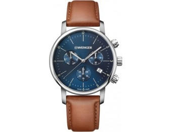 $113 off Wenger Urban Classic Chrono Swiss Made Men's Watch