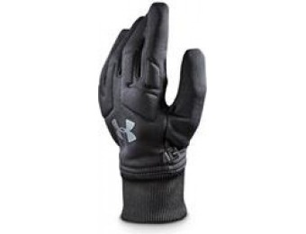 77% off Under Armour Men's ColdGear Infrared Fleece Gloves