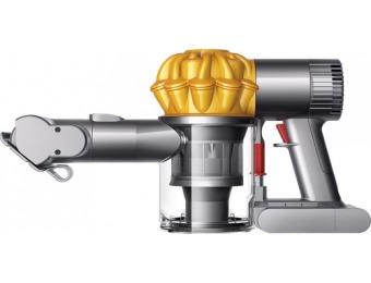 $60 off Dyson V6 Top Dog Bagless Cordless Hand Vac