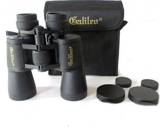 $70 off Galileo 8x-24x 50mm Zoom Binoculars