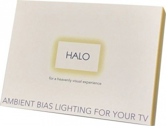 50% off HALO White Ambient Bias Lighting