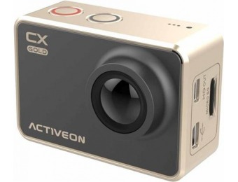 $200 off ACTIVEON CX Gold Action Cam