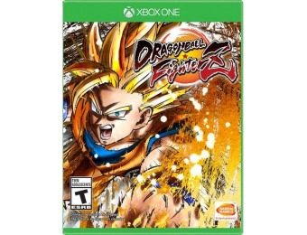 50% off Dragon Ball FighterZ - Xbox One