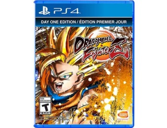 67% off Dragon Ball FighterZ - PlayStation 4