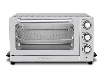 $135 off Cuisinart Convection Toaster Oven, Refurbished