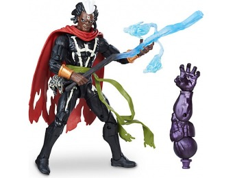 80% off Brother Voodoo Action Figure - Build-A-Figure Collection