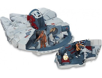 $95 off Star Wars Millennium Falcon Battle Action Play Set
