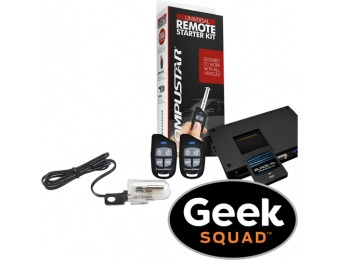 $270 off CompuStar Remote Start Kit and Ball Bearing Tilt Switch