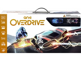 $30 off Anki Overdrive Starter Kit w/ 2 Robotic A.I. Supercars