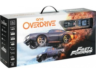 $50 off Anki Overdrive: Fast & Furious Edition