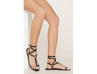 72% off Ankle-Strap Sandals