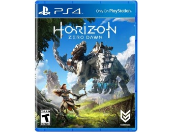83% off Horizon Zero Dawn PlayStation 4