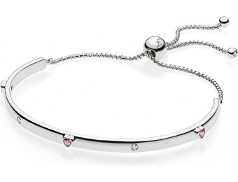 45% off PANDORA Explosion of Love Bracelet