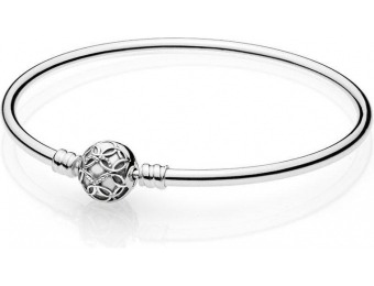 45% off PANDORA Pattern of Love Limited Edition Bangle Bracelet