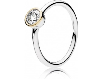 45% off PANDORA Petite Circle Ring