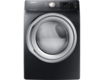 $190 off Samsung 7.5 Cu. Ft. 10-Cycle Gas Dryer with Steam