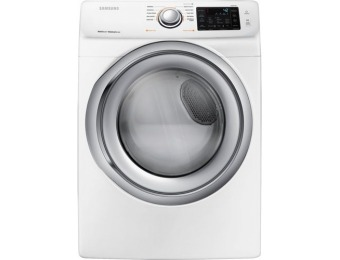 $150 off Samsung 7.5 Cu. Ft. 10-Cycle Gas Dryer with Steam