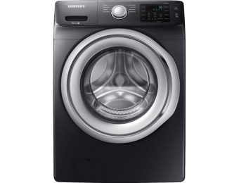 $200 off Samsung 4.5 Cu. Ft. 8-Cycle Front-Loading Washer