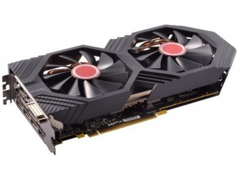 $210 off XFX AMD Radeon RX 580 GTS Black Core Edition 8GB GDDR5