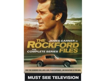 43% off The Rockford Files: The Complete Series [22 Discs] DVD