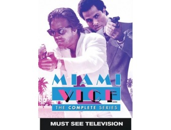 50% off Miami Vice: The Complete Series [20 Discs] DVD