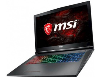 "$150 off MSI 7.3"" Laptop - Core i7, 16GB, GeForce GTX 1060, 1TB"