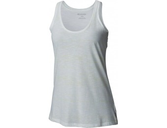 72% off Columbia Edgewater EXS Tank, White