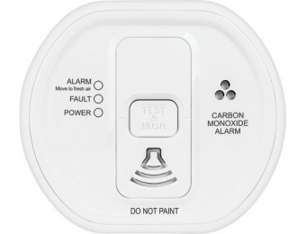 91% off Samsung SmartThings ADT Smart Carbon Monoxide Alarm