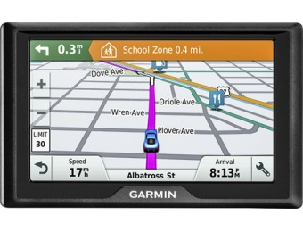 "$50 off Garmin Drive 50LM 5"" GPS with Lifetime Map Updates"