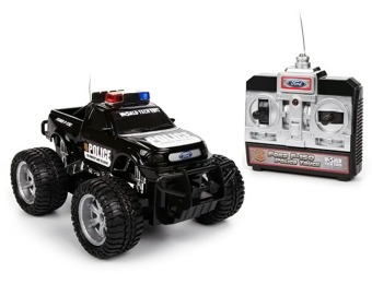 63% off Licensed Ford F-150 1:24 Electric RC Police Truck